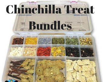 Chinchilla Treat Bundles