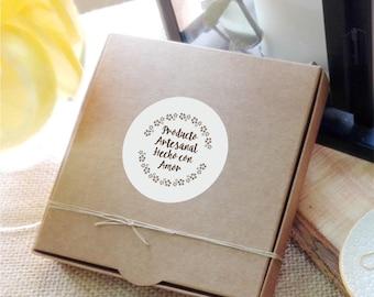 Label Custom for Crafters, Artisan item, Handmade business, Handmade branding, for Entrepreneurs, for Business, for Crafts