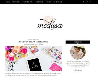 Free Installation - Lifestyle Fashion Wordpress Theme, Wordpress Ecommerce Theme Responsive Blog Theme Design - Medusa ( Free Installation )