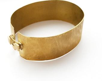 Brass bracelet. Exclusive bracelet.2018 bracelet