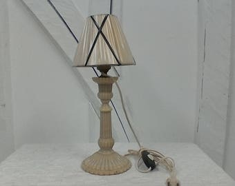 Bedside lamp, vintage table