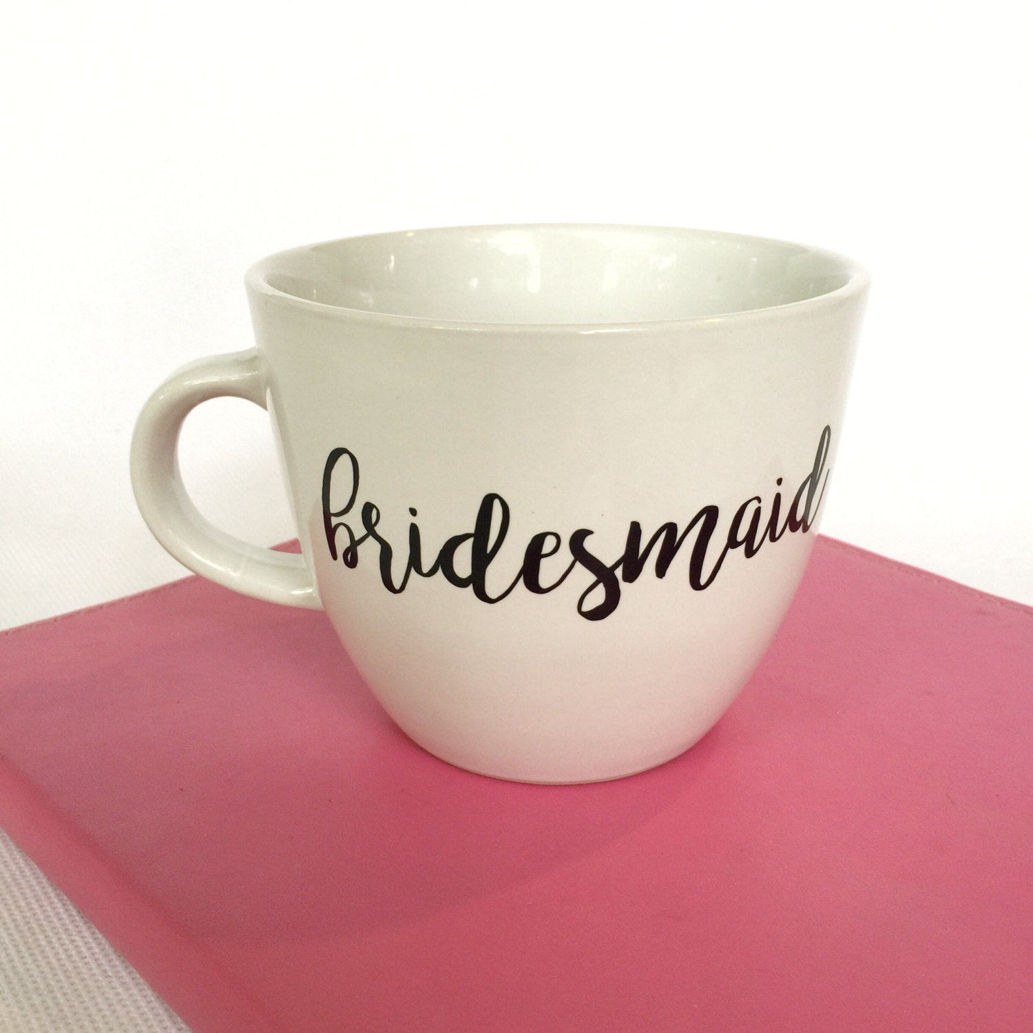 Bridesmaid Coffee Mug Bridesmaid Gift Bridesmaid Proposal | Etsy