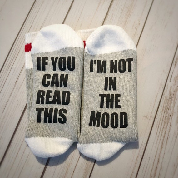 Sports Apparel If You Can Read This Bring Me Beer Funny Socks Novelty Gifts for Men Women Christmas Gift Birthday Present Running