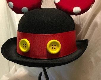 Mouse EAR Bowler #1