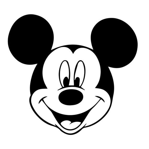Mickey Mouse Svgwalt Disney Eps Mickey Mouse Etsy
