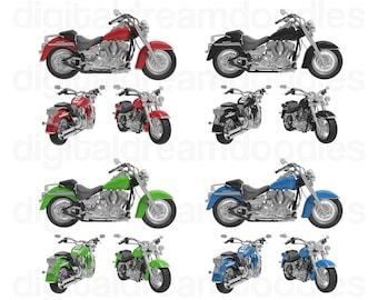 yamaha motorcycle clipart  Yamaha Motorcycle Clipart Motorcycles Clip Art Motor Bikes | Etsy