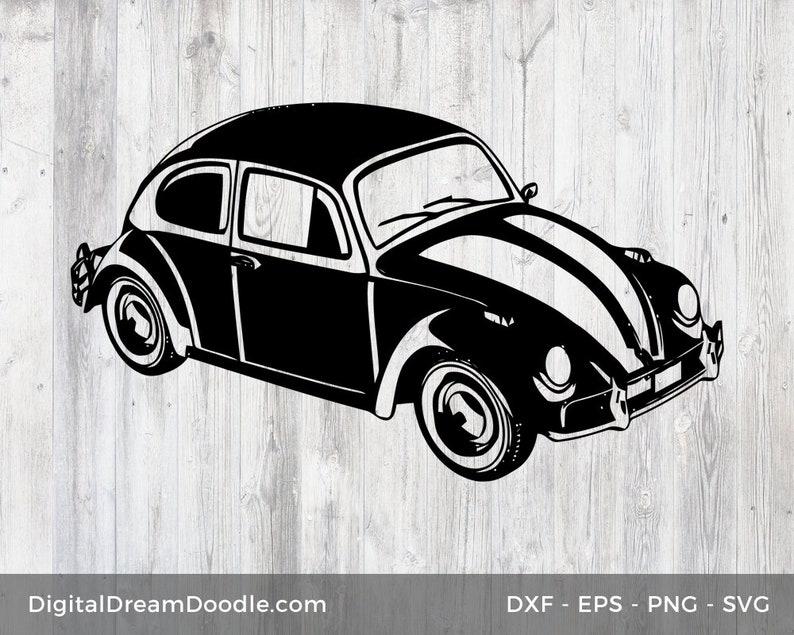 Free Svg Png Link Beetle Car Bug Car Svg Png Eps Dxf Etsy