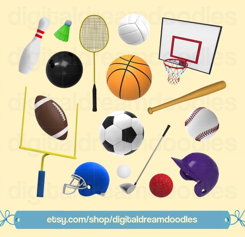 79bd92c2 Sport Clipart Sport Clip Art Coach Clipart Athletic Sport | Etsy