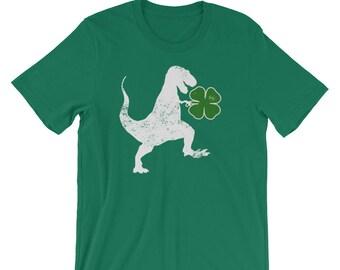 Patrick O'saurus Irish saurus Shirt -  St Patrick's Day t-shirt