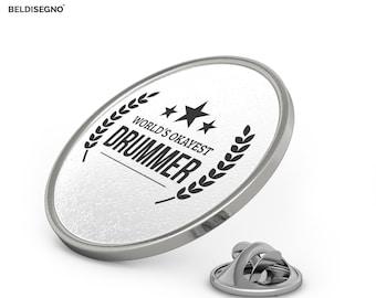 Custom Metal Pins / Lapel Pin / Custom Made Metal Badge / Personalized Pins Badge / Made to Order Metal Brand Logo Badge Pins Print