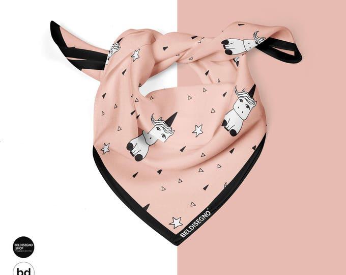Personalized Poly Scarf - Custom Poly Voile / Poly Chiffon Scarf print - professional scarf designer - Custom summer scarf, fashion scarf