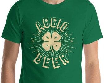 Accio Beer Shirt - St Patrick's Day t-shirt
