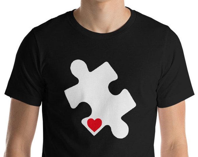 Autism Shirt Autism Awareness | autism puzzle piece | T-Shirt Gift | Short-Sleeve Unisex T-Shirt | Autism Awareness | Autism Shirt