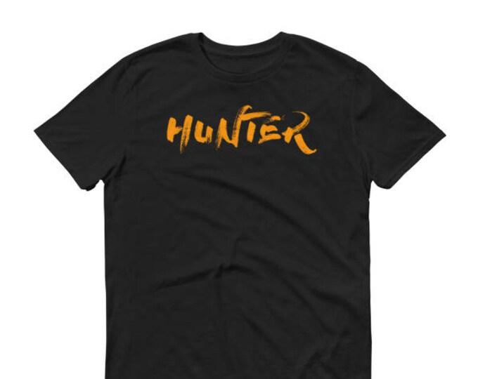 Men's Hunter Halloween Shirt For Men - Halloween gift Hunter Shirt Halloween Party Costumes