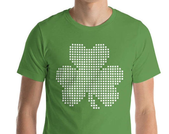 Shamrock 3 leaf clover shirt - St Patrick's Day t-shirt