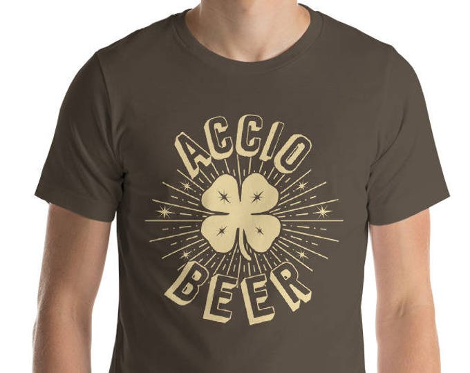 Accio Beer Shirt - St Patrick's Day t-shirt