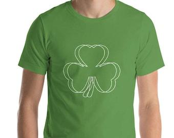 Drunk shamrock shirt St Patrick's Day t-shirt | BelDisegno