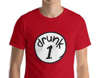 Drunk 1 drunk 2 Shirt | St. Patrick's Day Funny Shirt Drinking Shirt for St Patrick Day party Shirt Drunk 1 2 3 4 5 6 7 8 9 drunk 1 and 2