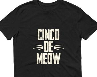Cinco de mayo Bachelorette Party,  Cinco de Meow t-shirt - Cinco de mayo shirt