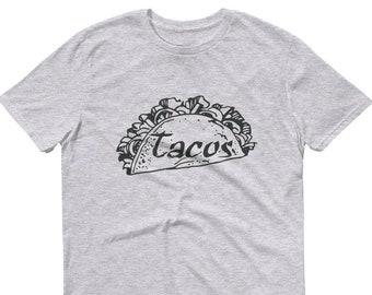 Tacos t-shirt - gift for tacos lovers, funny tacos shirt, taco Tuesday, Cinco De Mayo Shirt for him