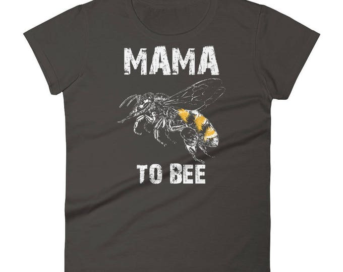 Mama to be shirt, mama to be gift,  Mama to bee t-shirt - first time Mama gifts