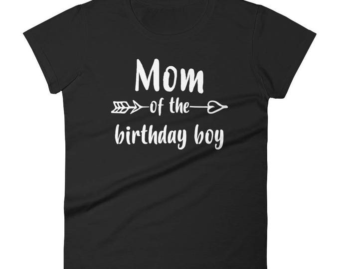 Mom of Birthday Boy t-shirt, mom of birthday boy, birthday boy, birthday shirt, birthday boy mom, birthday boys mom