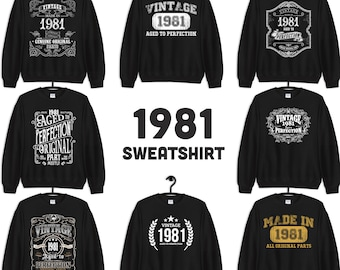 Choose Life Geek Swag Hipster Hoodie Sweatshirt Jumper Men Women Unisex 1981