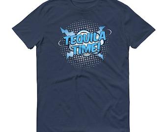 Men's Tequila Time t-shirt - Tequila shirt
