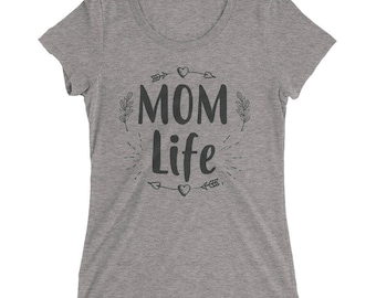 Mom Life t-shirt - Mom Gifts for mother's Day