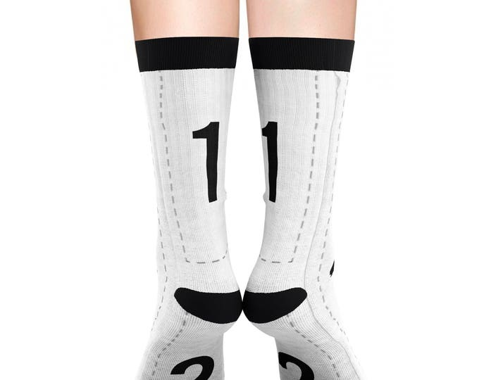 Valentine's gift Personalized Sublimation Socks - socks with face on it - Socks with Sayings, Dogs cats animals