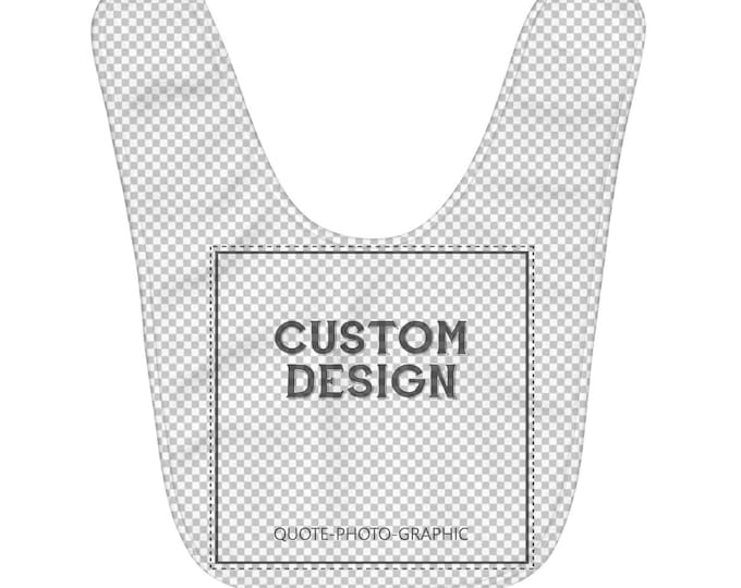 Custom Baby Bib personalized Baby Bib Baby Boy Gift Baby Girl Gift Baby Shower Gift Newborn Gift Bib for Baby Baby Girl Bib Baby Gift Custom