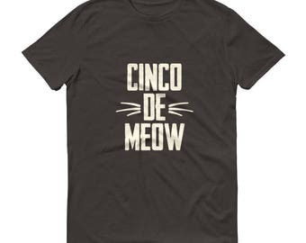 Cinco de mayo Bachelorette Party,  Cinco de Meow t-shirt - Cinco de mayo shirt