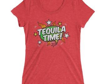 Tequila Time t-shirt , tequila womens shirt, tequila t shirt, tequila gifts, tequila costume, tequila es mi amigo, tequila lovers