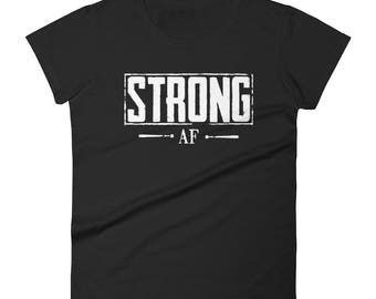 Women's Strong AF Shirt