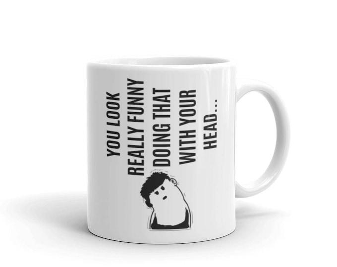 Funny Coffee Mug, Funny Coffee Mug, funny mug women, funny mug for women, funny mug men, funny mug sayings, funny mug for men | BelDisegno