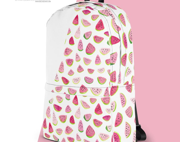 Unique Back to school gift - Personalized Custom Design Backpack School -  Customize With your photo - Logo - Graphic custom text quote