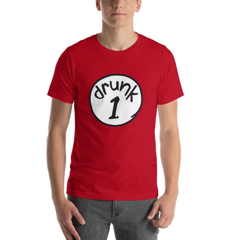235c147ac Drunk 1 drunk 2 Shirt St. Patrick's Day Funny Shirt | Etsy