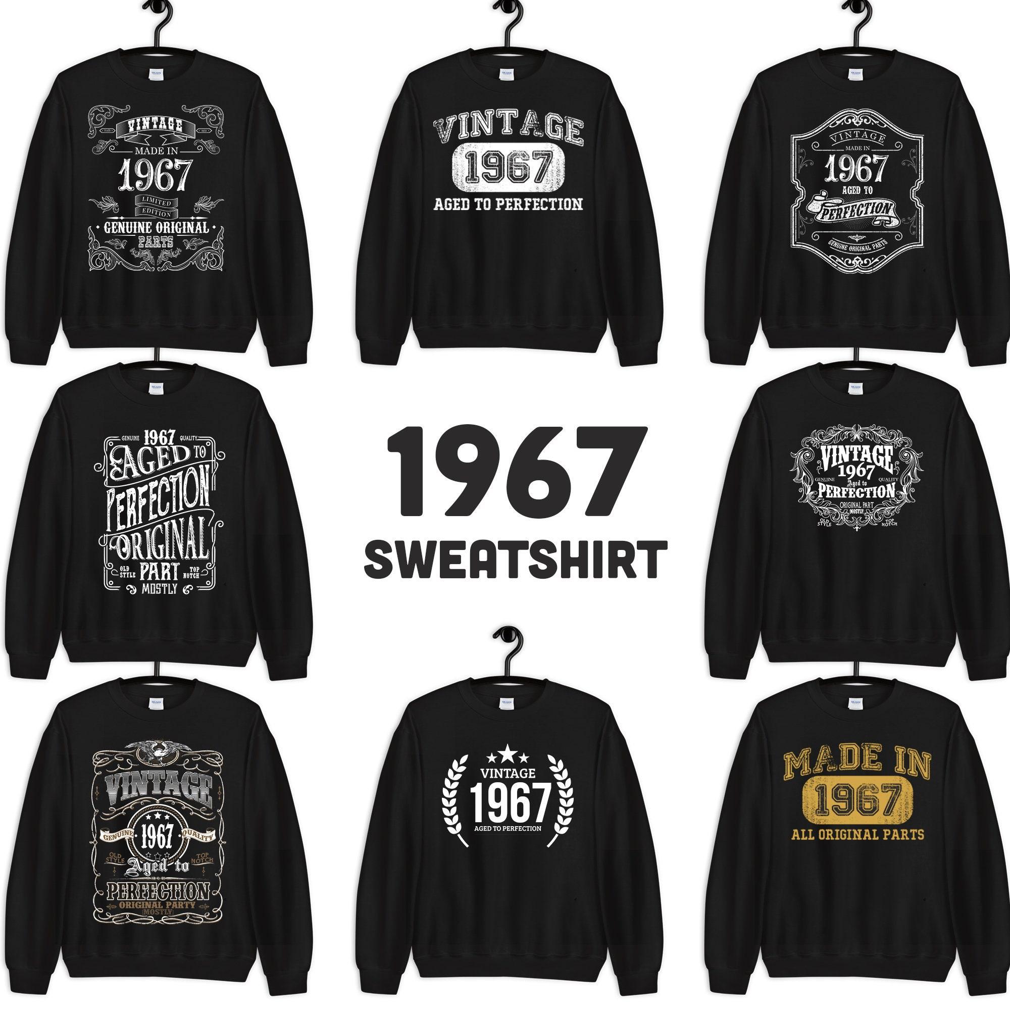 Made in 1967 Hoodie Sweatshirt