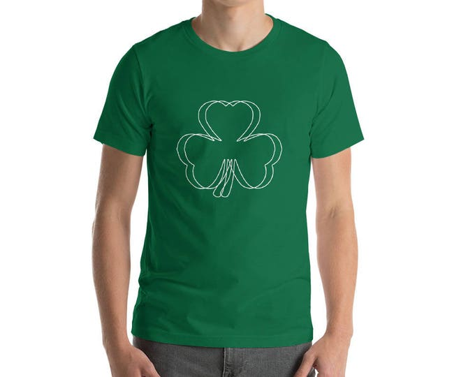 Drunk shamrock shirt St Patrick's Day t-shirt