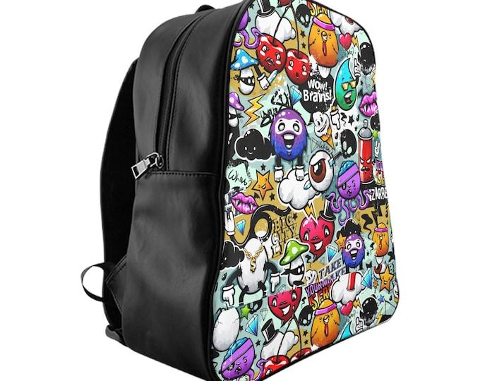 Custom Backpack   Personalized School Backpack   Back To School Gift   boy backpack   unicorn backpack   personalize backpack for girl