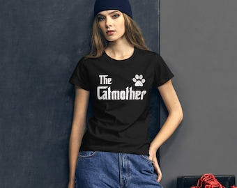 Cat mom gift for cat owners The CatMother t-shirt - Cat lover gift for mom, Cat Mom shirt for cat Lover