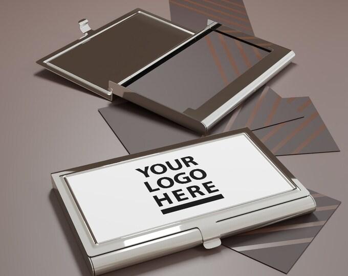 Custom Business Card Holder