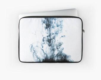 Ink Laptop Sleeve, Macbook Sleeve, Laptop cover, Macbook Pro Sleeve, Laptop Sleeve, laptop case, macbook cover, computer sleeve,