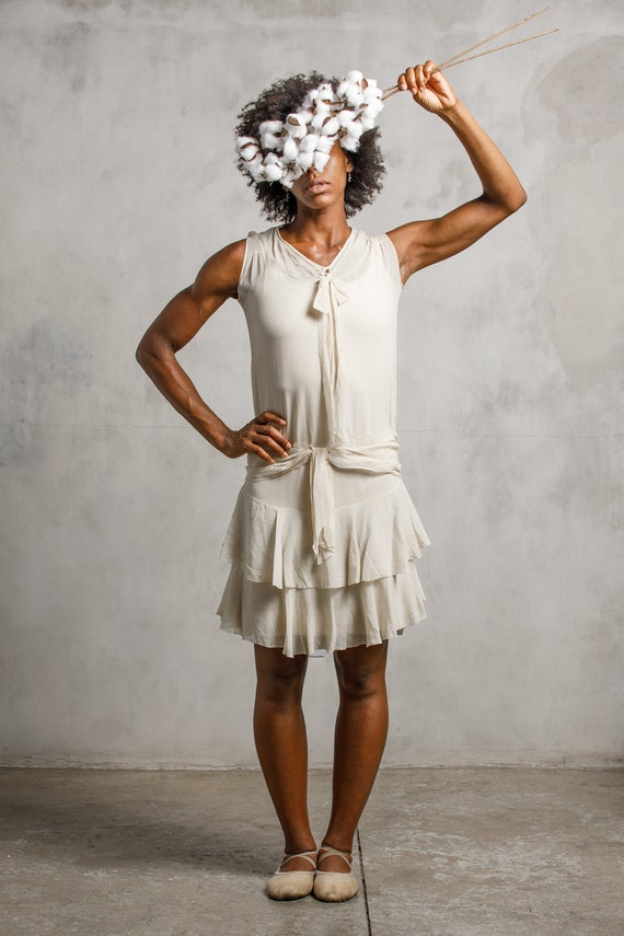 1920s Day Dress - image 1