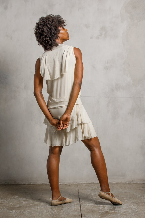 1920s Day Dress - image 6