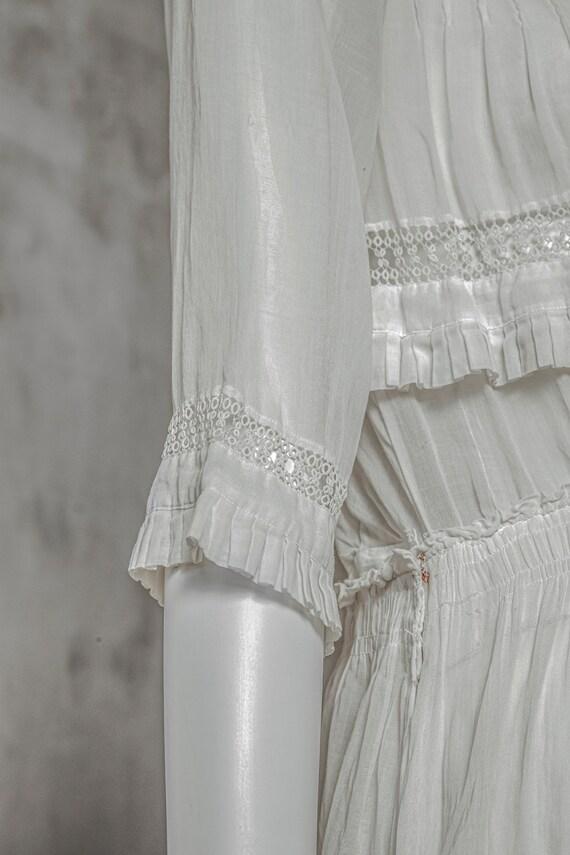 Connie - Edwardian Dress - image 4