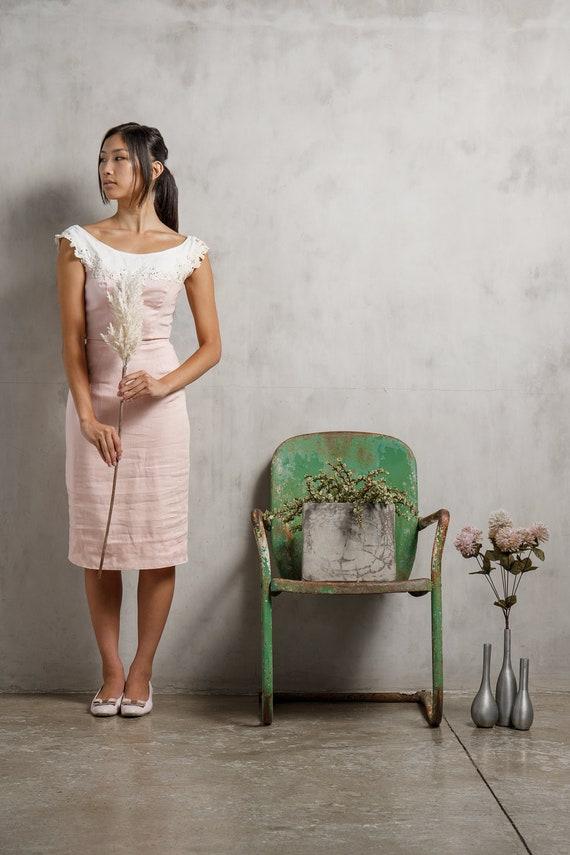 1950s Wiggle Dress - image 2
