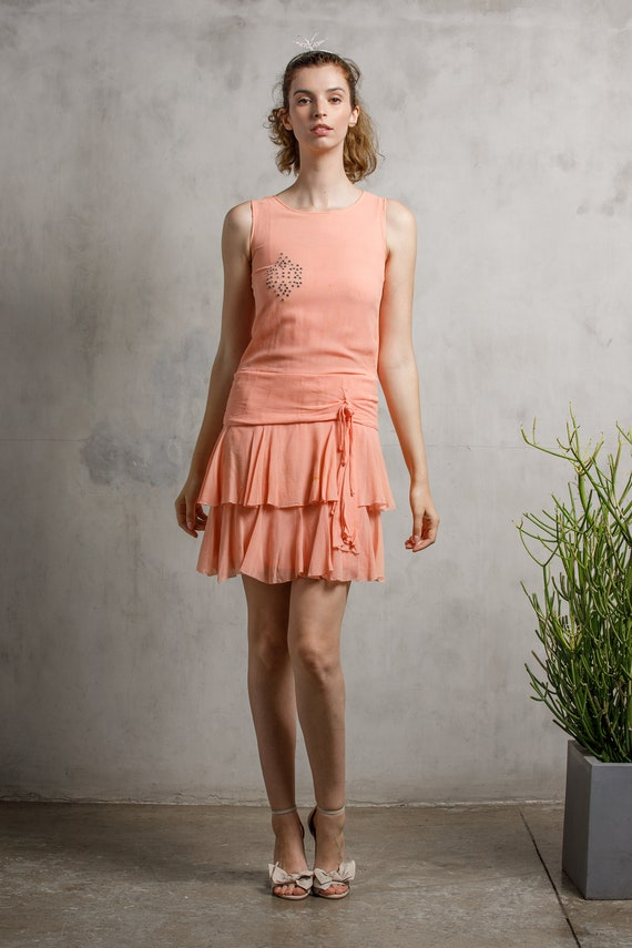 1920s Day Dress - image 3