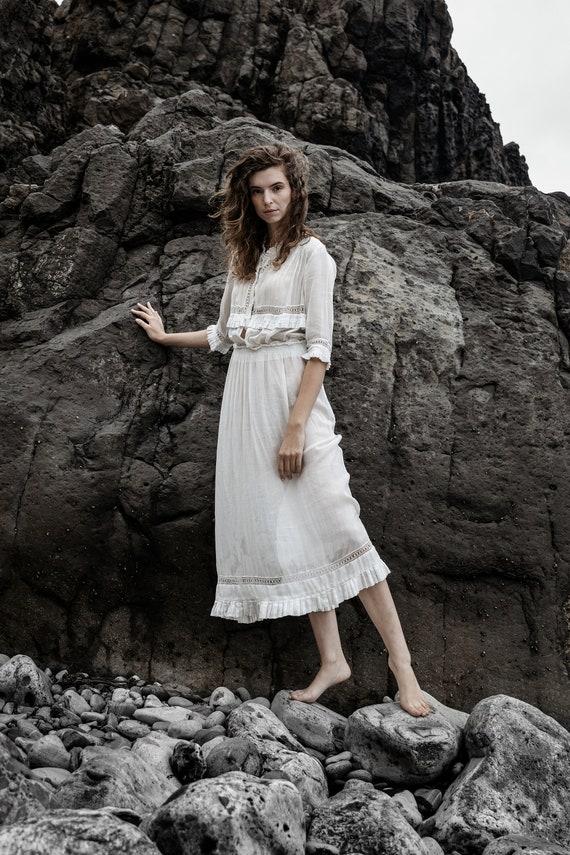 Connie - Edwardian Dress - image 5