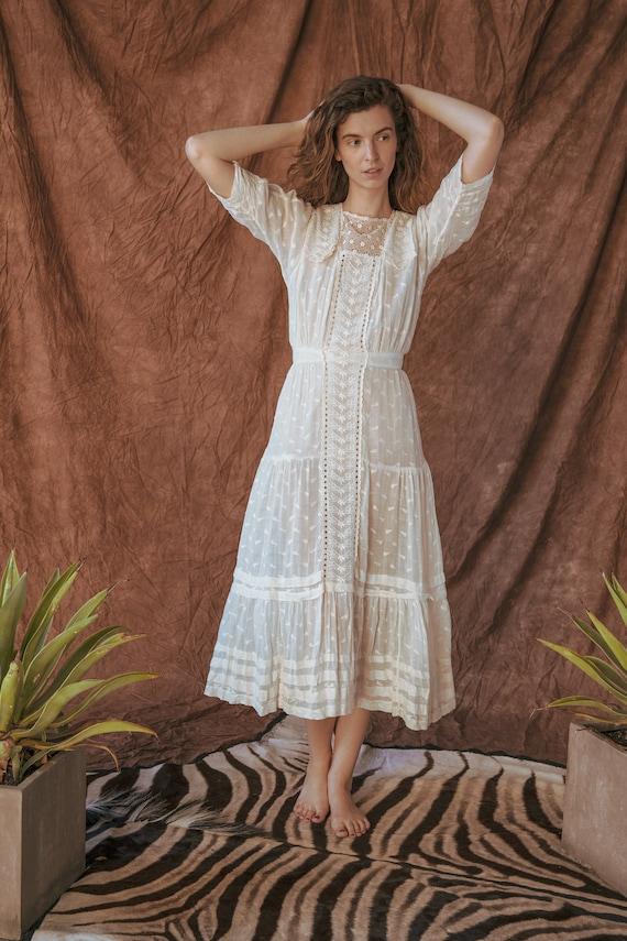 Lula - Edwardian Garden Dress